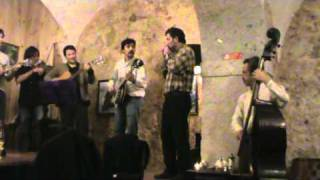 BLUEGRASS SESSIONS OF LISBON - Blue Moon of Kentucky, special guest - Francisco Moreira