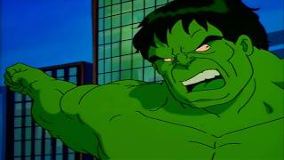 Toonami - Hulk TAS Intro [Fan-made] (1080p HD)