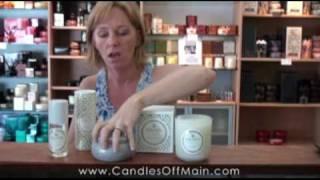 The Main Event Episode 74 Voluspa Maison Blanc Laguna Candle & Room Spray