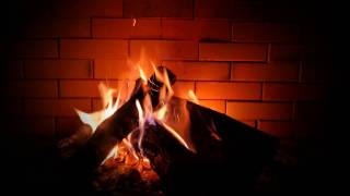 ✰ BEST Fireplace  4K 2160p video ✰  Relaxing fireplace sound with Crackling sound