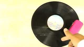 SoundWagon: o toca-discos japonês em formato de Kombi