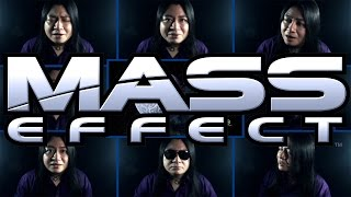Mass Effect - Uncharted Worlds (World Map) [Acapella] || String Player Gamer