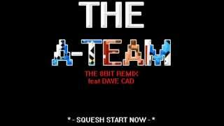 Ed Sheeran - The A Team (Squesh 8bit Remix) (Dave Cad Blogs Cover)