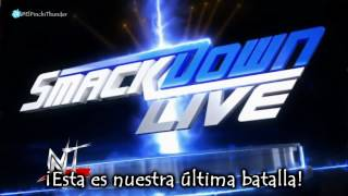 WWE SmackDown live 'Take A Chance' Canción Subtitulada | 11th theme
