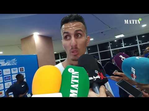 Video : Soufiane El Bekkali, Cristian Coleman, Nelvis Sharika et Ismaël Debjani analysent leurs performances