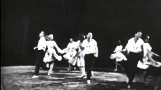 Karmon Israeli Singers & Dancers - live in France, 1961 - 1 -