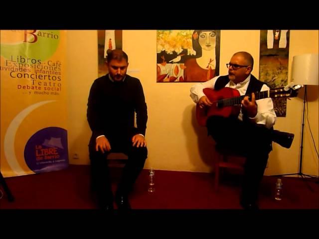 Vídeo en directo de Pedro Obregón.