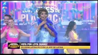 Leysi Suárez se convirtió en Celia Cruz con 'La Vida es un Carnaval'