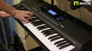 Kurzweil KP 110 Musik Messe 2017