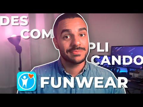 Como USAR o aplicativo FUNWEAR??