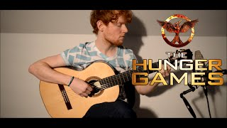 Jennifer Lawrence: The Hanging Tree - Mockingjay Pt. 1 - Guitar Cover by CallumMcGaw + TABS