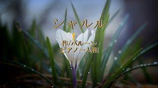 【ピアノ楽譜】シャルル/バルーン(flower)