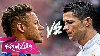 MC 2K - Falei Nada 🔴 Neymar Jr VS Cristiano Ronaldo