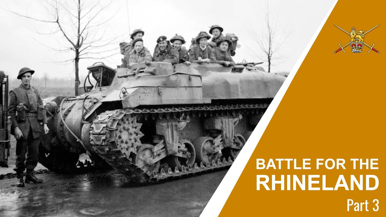 Battle for The Rhineland