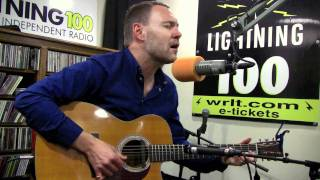 David Gray - Only the Wine - Live at Lightning 100 studio