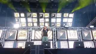 SunneryJames & Ryan Marciano with  Mc Haits on Mainstage Dancevalley 2013!