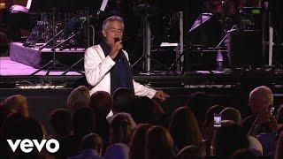 Andrea Bocelli - La Vie En Rose - Live / 2012 ft. Edith Piaf