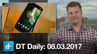 Hello modular Moto? Motorola's new Z2 phone has a magnetic personality