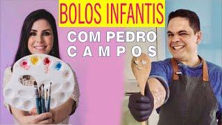 Live com Pedro Campos