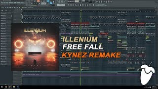 Illenium Ft. RUNN - Free Fall (FL Studio Remake + FLP)