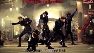 MBLAQ It's war dance version [Roman - Eng sub]