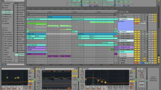 Chainsmokers Don't let me Down Style with Ableton & Massive - Plackback (Illenium Version)