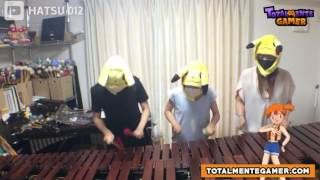 Marimba Pokémon - Totalmente Gamer