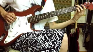 [Love Live!]Minami Kotori - Blueberry♥Train Guitar Cover