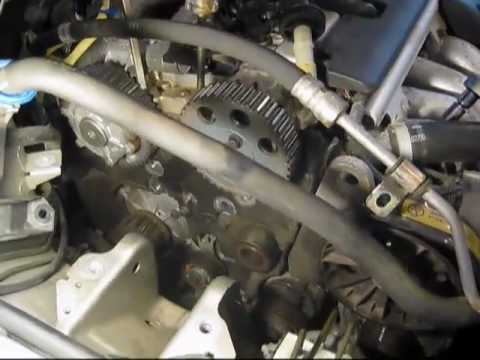on Volvo S40 Timing Belt Replacement