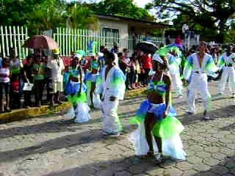 Carnival Caribbean  Bluefields 2010