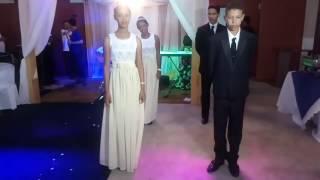 Desde o primeiro momento. Gesto do casamento, emocionante! ♥
