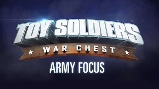 Toy Soldiers: War Chest - Army Focus [North America]