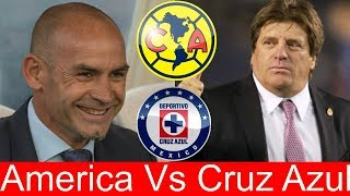 CON ESTE MARCADOR CRUZ AZUL ELIMINA AL AMERICA!