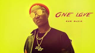 "Wizkid X Mr Eazi X Dadju Type Beat ""One love"" (Prod. KAM Musik)"