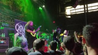 "Carnifex - ""Lie To My Face"" Live"