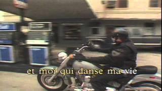 Johnny Hallyday exclusive USA Karaoké Diego libre dans sa tête