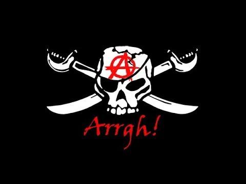 Arrrr! Were PIRATES anarchists? Let's parlay, me hearties!