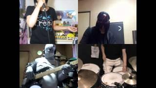 [HD]Akame ga Kill! ED [Konna Sekai Shiritaku Nakatta] Band cover