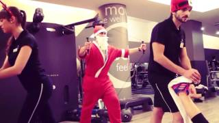 Mannequin Challenge Xmas Edition Holmes Place Coimbra
