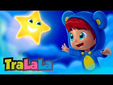 Strălucește, mică stea (Twinkle, Twinkle, Little Star în română) - Cântece pentru copii
