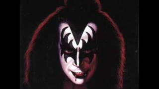Gene Simmons Tunnel Of Love
