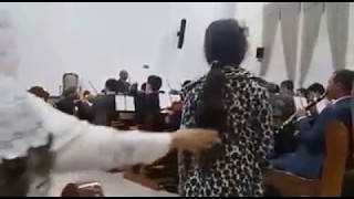PRIMEIRO  HINO DO  SILÊNCIO  DA ABERTURA  NOVA CENTRAL NAVIRAI MS
