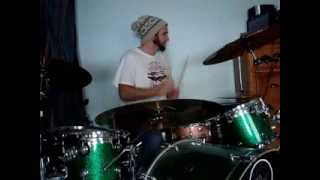 Life During Wartime Drum Cover/Talking Heads