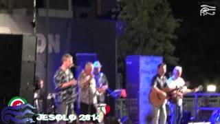 Johann K. und Monti Beton - Azzurro - Live in Jesolo 2014