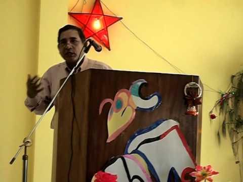 pastor. Ajoy's sermon