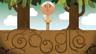 Earth Day 2018 Google Doodle