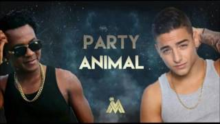Gyal you party animal Charly black remix ft maluma (2016) original