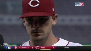 Scooter Gennett happy to deliver for Cincinnati Reds in the clutch against Cardinals