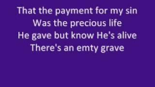 My redeemer lives - Lyrics width=