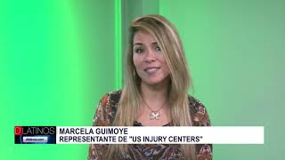 ¿Qué hacer a la hora de una accidente? Marcela Guimoye de Us Injury Center nos orienta
